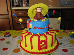 Curious George Cakes – Decoration Ideas