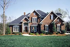 colonial house designs three beautiful colonial house plans the house designers