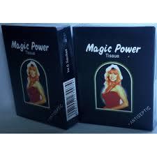 pria perkasa dengan tissue magic power