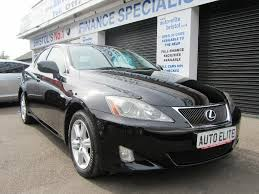 lexus uk service used lexus is 220d saloon 2 2 td 4dr in redfield bristol auto