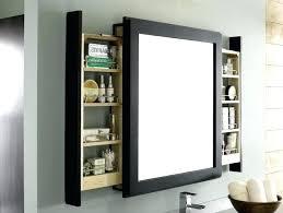 Mirror With Storage For Bathroom Bathroom Mirrors With Storage Small Bathroom Storage Ideas