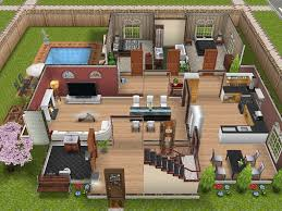 sims landing a sims freeplay town u2014 this two story house in the