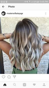 Best Hair Color To Hide Gray Icy Blonde Highlights Hair Color Pinterest Icy Blonde