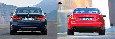 audi a4 comparison back 3 series vs audi a4 images photo comparison the