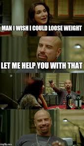 Help Me Help You Meme - skinhead john travolta meme imgflip