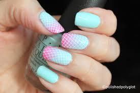 nail art pastel u0026 bold nails for spring 26gnai polished