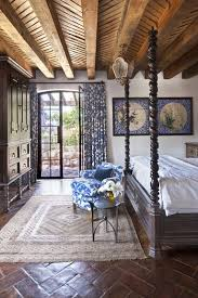 Spanish Style Bedrooms I Love The Doors And The Bed Ceiling Is Unique But Not My