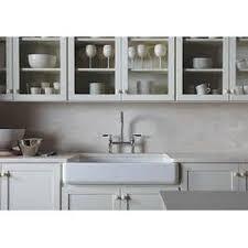 deck mount kitchen faucet kohler k 6130 4 cp parq polished chrome two handle bridge kitchen