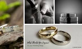 wedding design rings images Celtic wedding ring engraving ideas in gaelic claddagh design jpg