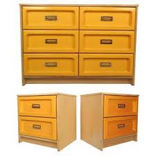 Bedroom Dresser Set Vintage Used Dresser Sets Chairish