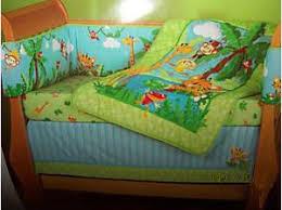 Rainforest Crib Bedding Fisher Price Rainforest Crib Bedding Set Cloth Diapers