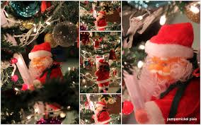 Santa Claus Christmas Tree Decorations by Christmas Tree For The Year 2015 U2013 Pumpernickel Pixie
