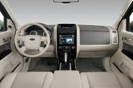 Ford Escape Interior - 2011 ford escape reviews and rating motor trend