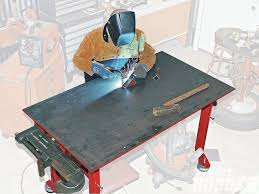 diy portable welding table tips for building a welding table rod network
