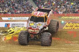 monster jam monster truck fun facts toddling chicagoland