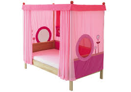 twin four posters canopy bed for toddler decofurnish