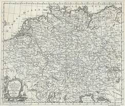 Maps Germany by Antique Maps Of Germany