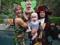 hallwoeen celebrity family halloween costumes popsugar celebrity