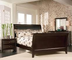 Bedroom Furniture Set Phoenix Cappuccino Sleigh Bedroom Set - Zurich 5 piece bedroom set