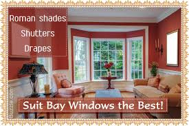 absolutely scintillating bay window curtain ideas to die for