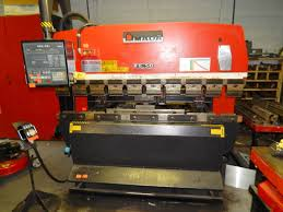 amada mdl rg 50 type d 9 e cnc hydraulic press brake 50 ton