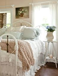 Shabby Chic Guest Bedroom - charming small shabby chic beach cottage country homes decor