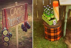 Backyard Birthday Party Ideas For Adults by Backyard Camping Party Ideas Pizzazzerie