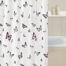 Foxy Damask Curtains Next Modern Stylish Shower Curtains Bathroom Accessories Uk Allaboutyou Com