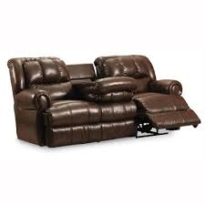 Lane Reclining Sofas Lane Evans Double Reclining Sofa With Tray Table You Choose The
