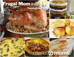 traditional thanksgiving dinner menu plan busy menu for