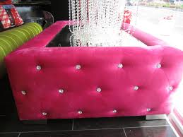 Gold Storage Ottoman by Cozy Pink Tufted Ottoman 57 Threshold Tufted Ottoman Pink And Gold