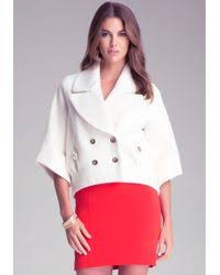 Womens Car Coat Shop Women U0027s Bebe Coats From 39 Lyst Page 2