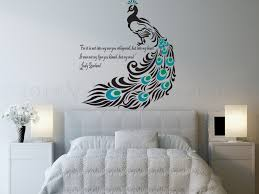Peacock Home Decor Decor 35 Peacock Wall Art Great For Your Interior Decor Home