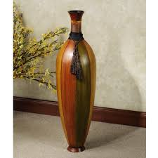 cheap floor vases make a design statement with a big floor vase