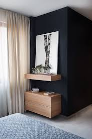 Bedroom Wall Materials Wood Interior Inspiration 3 Homes With Generous Natural Details