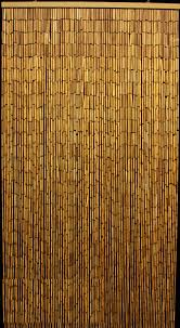 Where Can You Buy Door Beads by Plain Bamboo Beaded Curtain 90 Strands 35