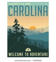 Iowa travel stickers images Retro style travel poster sticker united stock vector 320563985 jpg