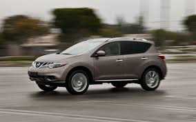 murano nissan 2013 2012 nissan murano le fwd platinum edition road test automotive com
