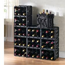 pallet furniture u2014 how to build a wine rack using rustic reclaimed