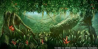 jungle backdrop tropical jungle 2 backdrops fantastic australia