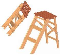 folding step stool plans free benches pinterest stools