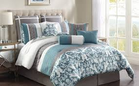 bedding set beautiful blue bedroom walls awesome light blue and