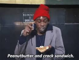 Crack Addict Meme - tyrone biggums gifs get the best gif on giphy