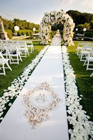 aisle runners for weddings best 25 wedding aisle runners ideas on aisle runners