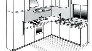comment faire un plan de cuisine faire plan cuisine cuisine faire un plan de cuisine en 3d