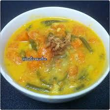 cuisiner un potiron recette de wok de potiron sauté au lait de coco