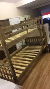 Beech Bunk Beds Bunk Beds In Wakefield Great Britain Used Shpock