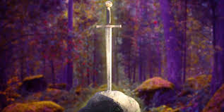 who pulled the sword from the stone the truth of the swords of