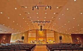 Church Lights Church Sanctuary Design Worxaudio Technologies Deployed At
