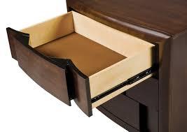 Nova Nightstand Chestnut B  Decor South - Magnussen nova platform bedroom set